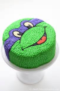 i heart baking teenage mutant ninja turtle cake
