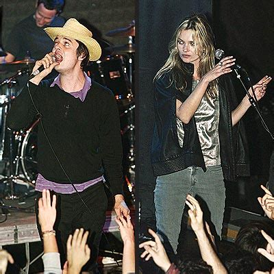 The Drama Kate Moss And Pete Doherty German Vanity Fair July 2007 by Pete Kate S Rock N Roll A Rocking Road