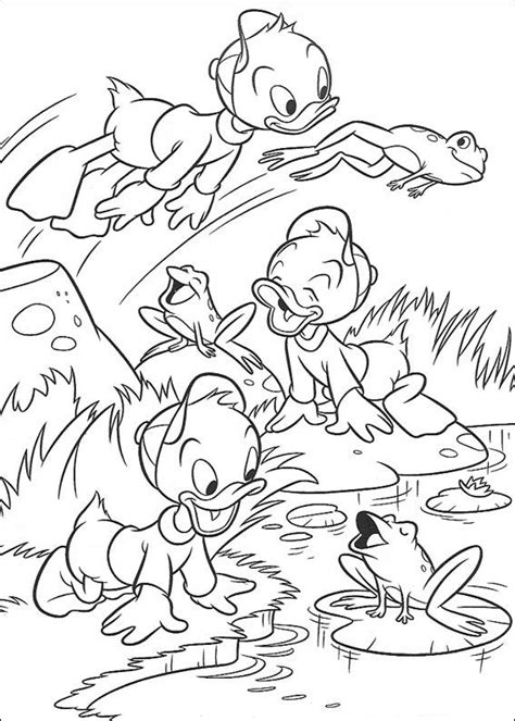 baby huey coloring pages coloring page huey dewey and louie coloring pages 13