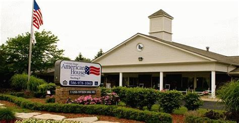 american house sterling heights sterling heights mi assisted living facilities from seniorliving org