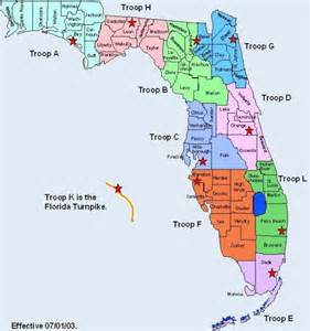 florida state highway map highway patrol fl the radioreference wiki