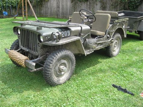 Willy Jeeps For Sale 1948 Jeep Willys For Sale