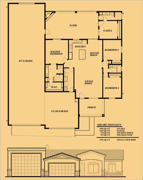 rv garage home plans 61 best images about house plans on pinterest