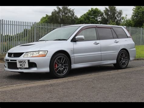 mitsubishi evo wagon 2005 mitsubishi lancer evo 9 wagon 6 speed manual