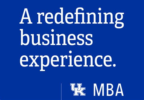 Kentucky One Year Mba by Mba Gatton College Of Business And Economics