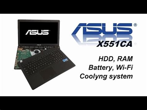 Asus Laptop X551m Not Charging asus x551m laptop battery removal won t power on fix how to save money and do it yourself
