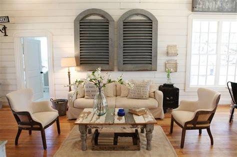 farmhouse living room fixer hgtv living room