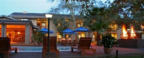 First Class Bedrooms Numbi Hotel Kruger National Park Accommodation