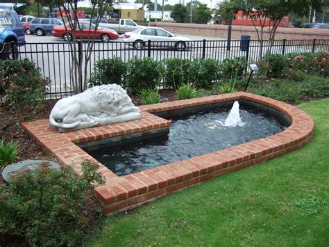 How To Make Pond In Backyard by Fish Pond Garden Water Features Backyard Design Ideas