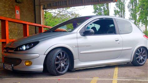 peugeot 206 tuning peugeot 206 tuning image 73
