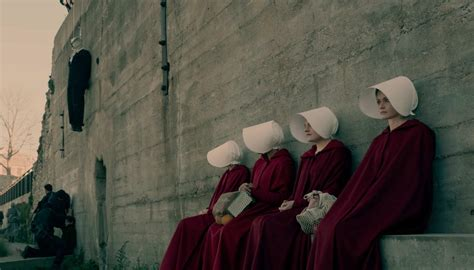 The Tale a feminist review of the handmaid s tale the radical notion