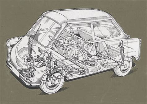 Z Ndapp Auto by El Z 252 Ndapp Janus De 1956 Autos Y Motos Taringa