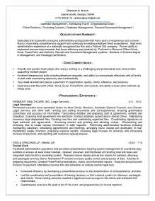 resume summary for executive assistant good summaries for resumes administrative assistant resume skills best business
