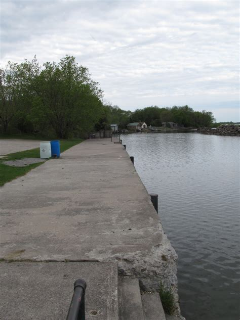public boat launch victoria harbour on the water tay township