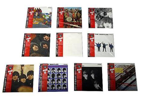 The Beatles In Mono the beatles the beatles original mono record box