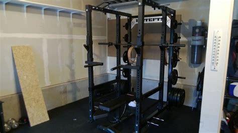Efs Power Rack by Elitefts Collegiate Rack Delivered Bodybuilding Forums