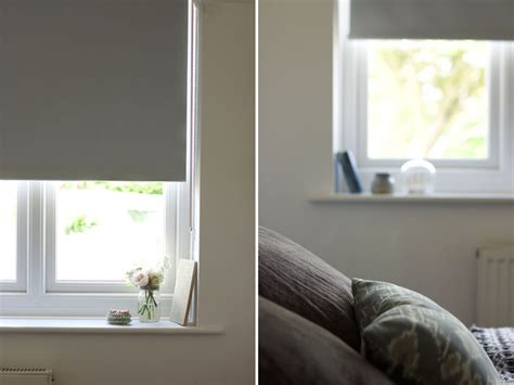 Black Bedroom Blinds Simple And Chic Windows With Made To Measure Blinds