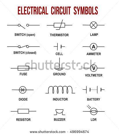 Circuitry Symbols