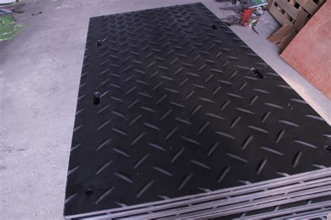 Road Mat by Durable Temporary Construction Ground Protection Mat Hdpe