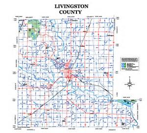 where is livingston on a map map of livingston county missouri