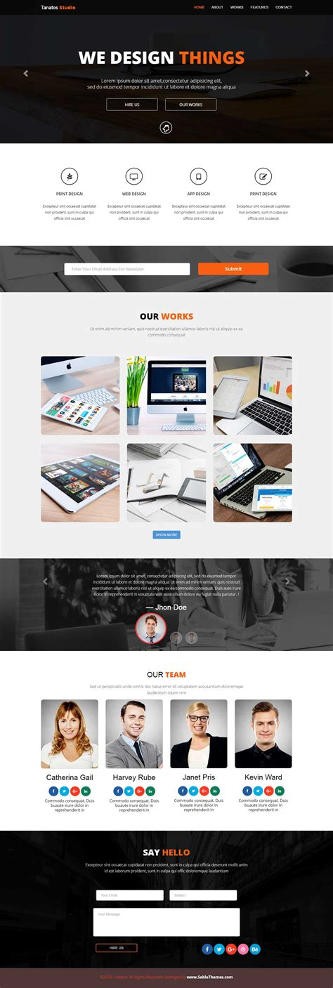 free bootstrap html5 templates bootstrap html5 responsive templates plex