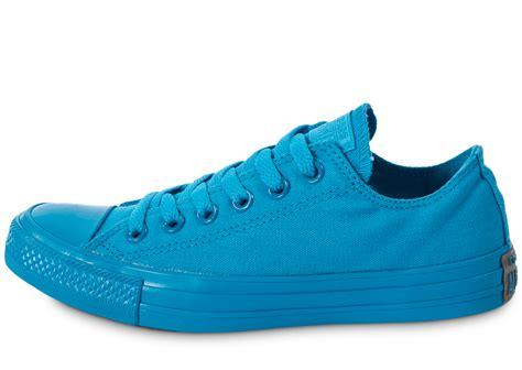 Converse Mono Ox Blue converse chuck all mono ox paint blue