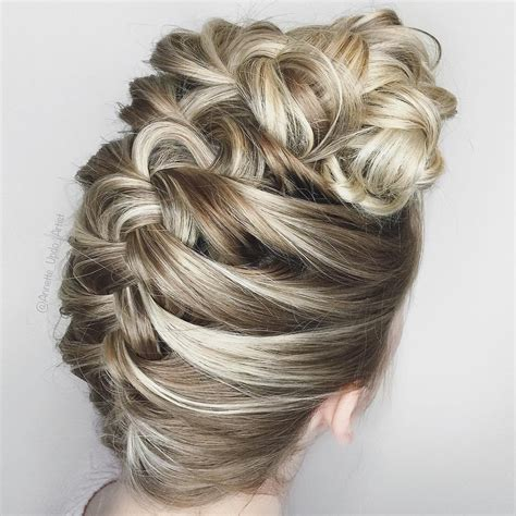 Wedding Hairstyles For Bridesmaids Braids by Bridesmaid Hairstyles With Braids Hairstyles