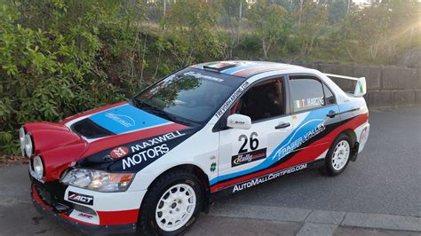 Mitsubishi Lancer Evo Rally Car Rally Car For Sale 27000
