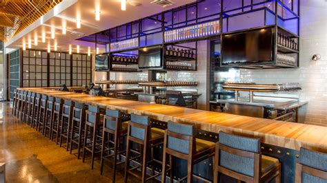 ballast point tasting room ballast point s jaw dropping new tasting room debuts in miramar eater san diego