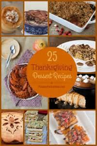 Best Easy Thanksgiving Dessert Recipes Easy Thanksgiving Dessert Recipes