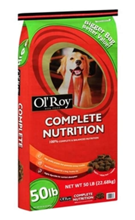 ol roy food review ol roy food review ingredients analysis