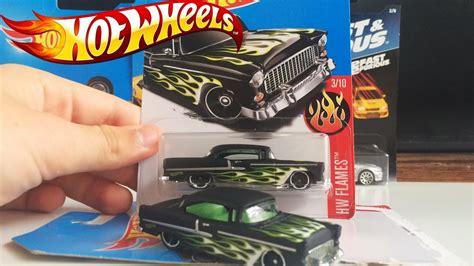Wheels 55 Chevy Diecast wheels 55 chevy diecast review 2017 flames series