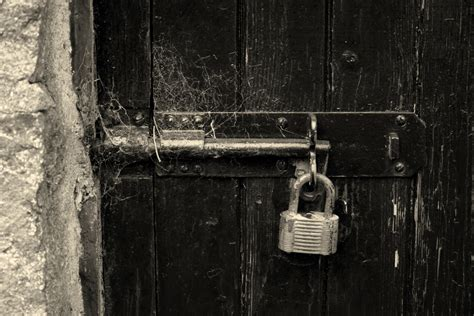 That Locked Door by Does Sometimes Imitate Live Write Breathe