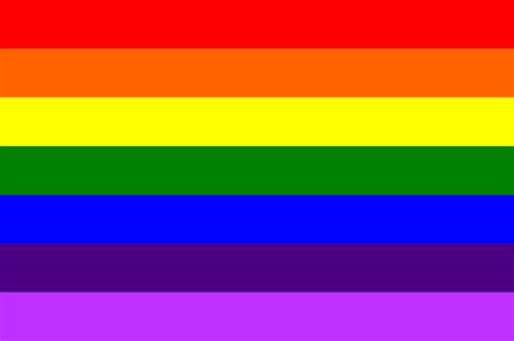 pics for gt lgbt flag color meanings