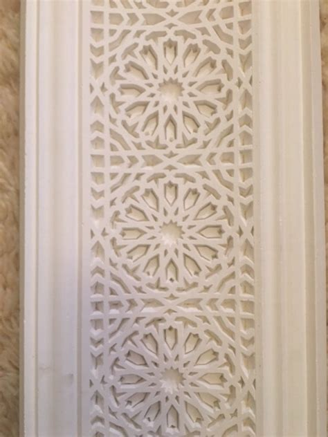 moroccan stucco x moroccan architectural gebs moroccan decorative plaster imports from marrakesh