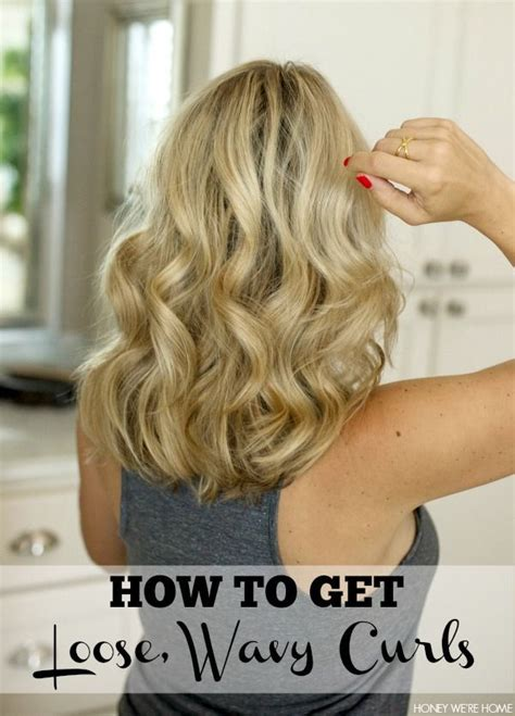 does your hair get looser or curlier with length curly step by step tutorial with pictures for how to get loose