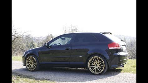 Audi A3 8p 2 0 Fsi by Audi A3 8p 2 0 Tfsi Sound Kn 246 Dler Racing Hd
