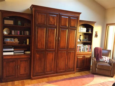 custom size cabinets online custom queen sized murphy bed with 33 quot cabinets ebay