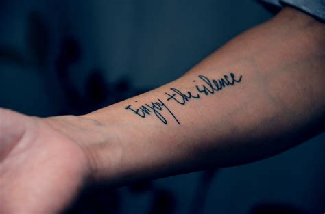 inner wrist tattoos words inner arm word tattooshelenasaurus