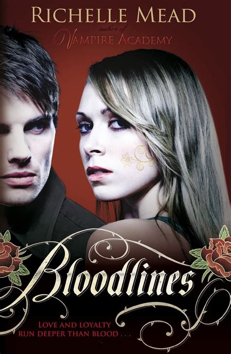 the book addicted bloodlines by richelle mead