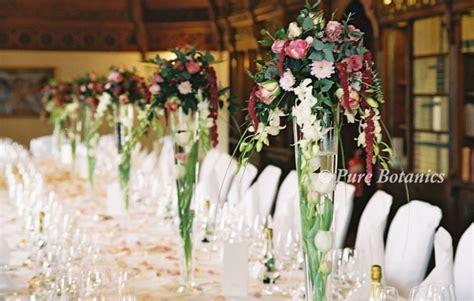 Wedding Table Flowers   Pure Botanics