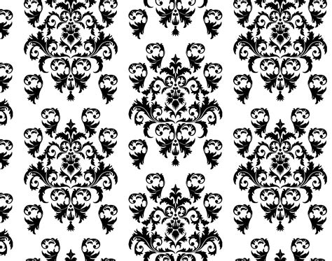 black and white victorian pattern black and white victorian pattern www pixshark com