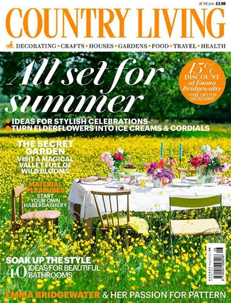 selina lake outdoor living book on cover of june 14 issue