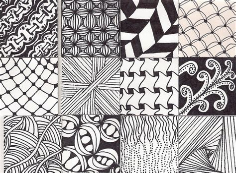 zentangle pattern blog zentangle pattern twinchies part 2 top eyelet ribbon
