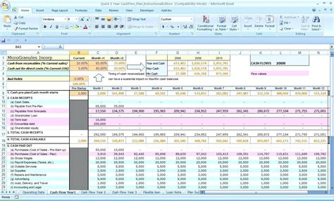 template revenue revenue recognition spreadsheet template pertaining to