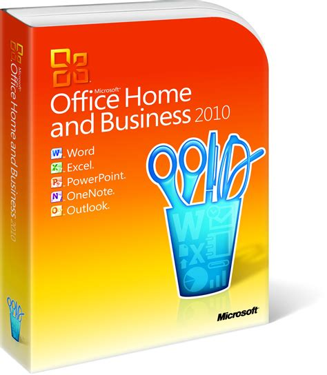 Microsoft Office Home And Business microsoft office 2010 home business