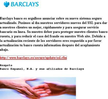 www banco popular es ataque phishing al banco popular y barclays espa 241 a