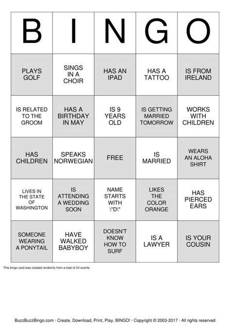 ice breaker bingo template icebreaker bingo bingo cards to print and customize