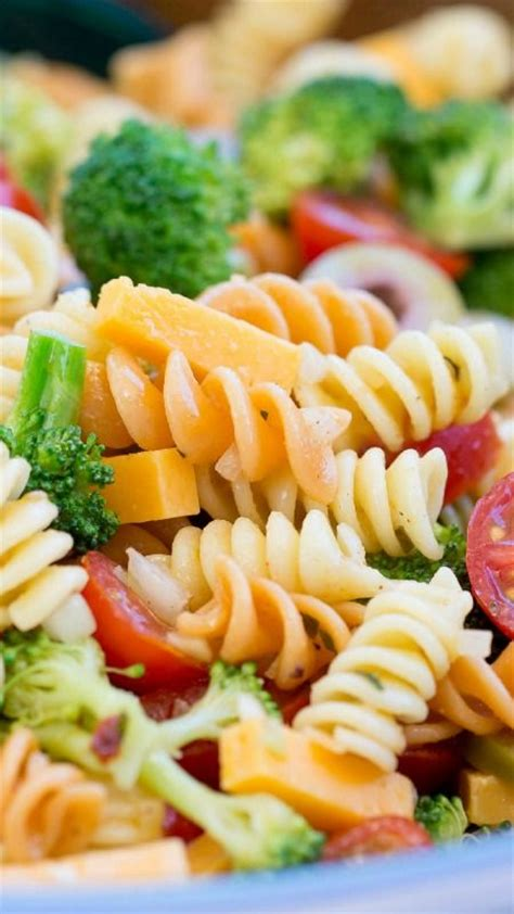 pasta salad dressings easy pasta salad pasta salad and italian dressing on