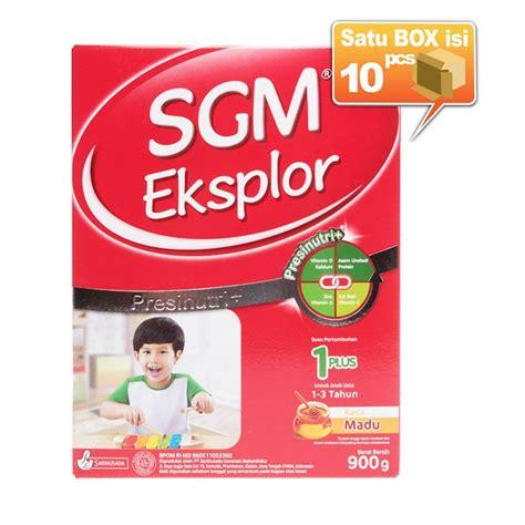 Sgm Eksplor 3 900gr jual monday day sgm eksplor 1 presinutri madu formula 900gr 10 pcs karton